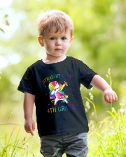 Unicorn Straight Into 4th Grade Youth T-Shirt lifestyle-youth-tshirt-front-5