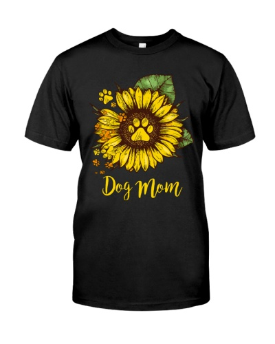 Dog Mom Sunflower 9