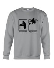 Your Grandma My Grandma Crewneck Sweatshirt thumbnail