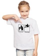 Your Grandma My Grandma Youth T-Shirt lifestyle-youth-tshirt-front-2