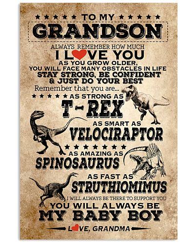 To My Grandson
