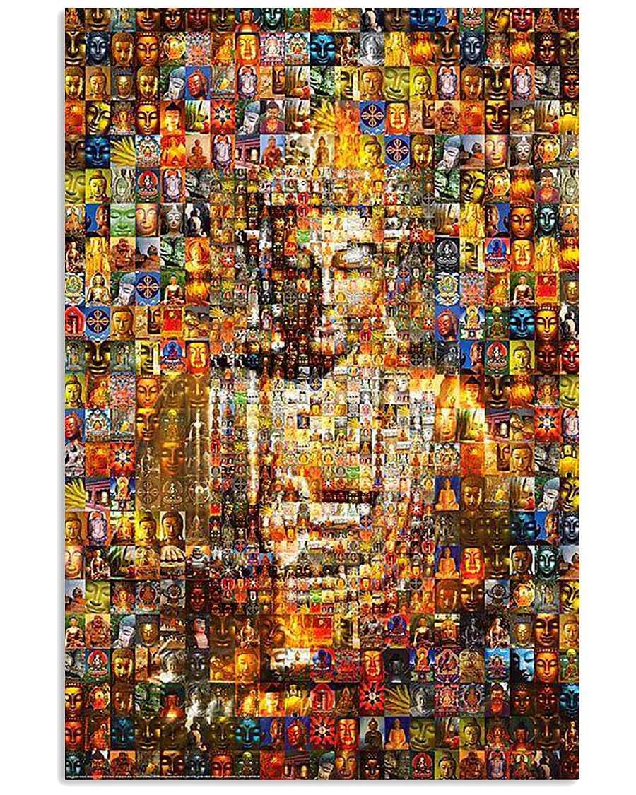 Amazing Buddhas - Picturesque poster reality for   24x36 Poster