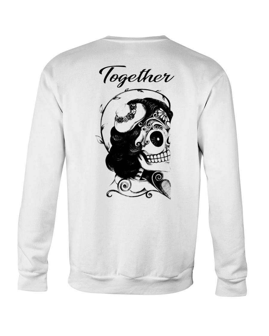 together back Crewneck Sweatshirt