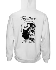together back Hooded Sweatshirt back