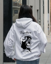 together back Hooded Sweatshirt lifestyle-unisex-hoodie-back-2