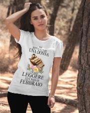 reading woman italian 02 45834276 Ladies T-Shirt apparel-ladies-t-shirt-lifestyle-06