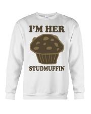 Im her studmuffin Crewneck Sweatshirt thumbnail