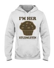 Im her studmuffin Hooded Sweatshirt thumbnail
