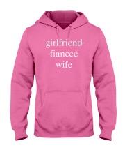 girlfriend fiancee wife Hooded Sweatshirt thumbnail