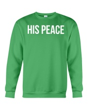 His peace Crewneck Sweatshirt tile