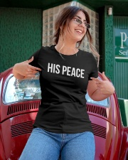 His peace Ladies T-Shirt apparel-ladies-t-shirt-lifestyle-01