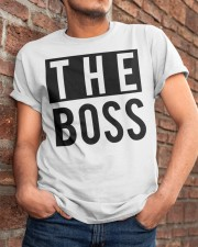 The boss Classic T-Shirt apparel-classic-tshirt-lifestyle-26