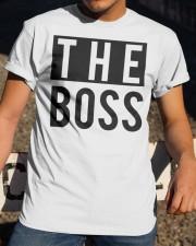 The boss Classic T-Shirt apparel-classic-tshirt-lifestyle-28