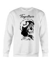 Boomts couple Crewneck Sweatshirt thumbnail