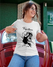 Boomts couple Ladies T-Shirt apparel-ladies-t-shirt-lifestyle-01