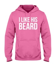 I like his beard Hooded Sweatshirt thumbnail