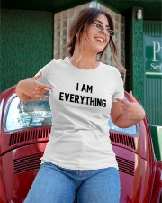 I am everything Ladies T-Shirt apparel-ladies-t-shirt-lifestyle-01