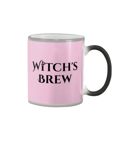 Witch's Brew Colour Changing Mug