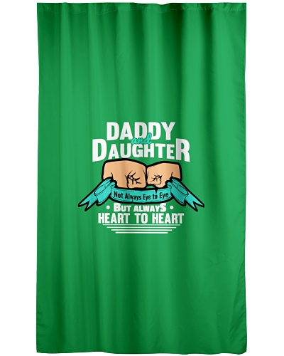 Father's Day Daddy Daughter Heart Family