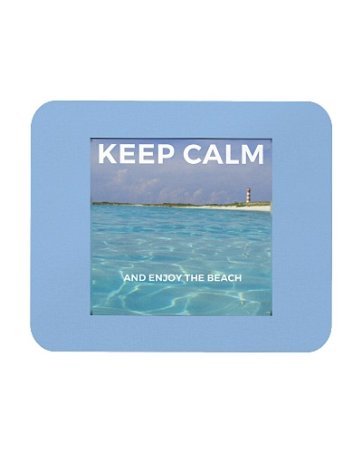 Mouse Pad Enjoy The Beach