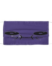 cute smile mask Cloth face mask front