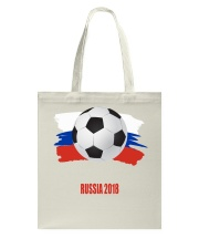 RUSSIA WORLD CUP 2018  Tote Bag thumbnail