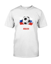 RUSSIA WORLD CUP 2018  Classic T-Shirt tile