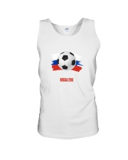 RUSSIA WORLD CUP 2018  Unisex Tank tile