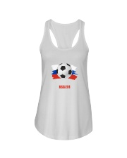 RUSSIA WORLD CUP 2018  Ladies Flowy Tank thumbnail