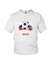 RUSSIA WORLD CUP 2018  Youth T-Shirt thumbnail
