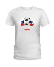 RUSSIA WORLD CUP 2018  Ladies T-Shirt thumbnail