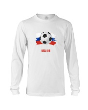 RUSSIA WORLD CUP 2018  Long Sleeve Tee thumbnail