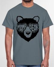 mama bear  Classic T-Shirt garment-tshirt-unisex-front-03