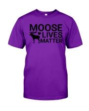 moose lives matter Classic T-Shirt tile