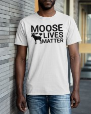 moose lives matter Classic T-Shirt apparel-classic-tshirt-lifestyle-front-40