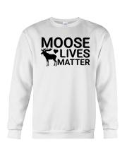moose lives matter Crewneck Sweatshirt thumbnail
