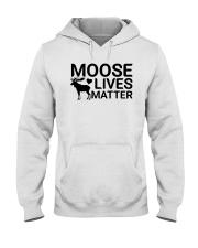 moose lives matter Hooded Sweatshirt thumbnail