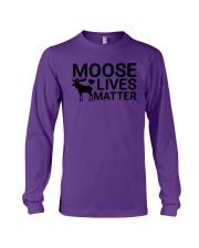 moose lives matter Long Sleeve Tee thumbnail