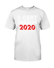 i cant breathe Classic T-Shirt thumbnail
