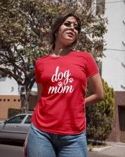 dog-mom shirt Ladies T-Shirt apparel-ladies-t-shirt-lifestyle-02