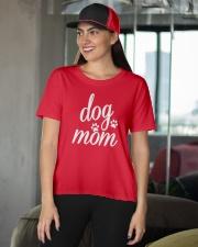 dog-mom shirt Ladies T-Shirt apparel-ladies-t-shirt-lifestyle-front-07