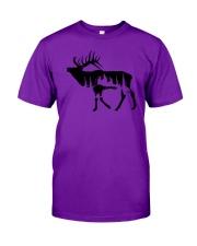 elk lovers  Classic T-Shirt tile
