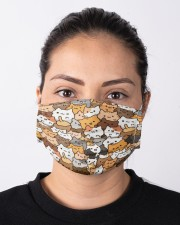 cat lovers  Cloth face mask aos-face-mask-lifestyle-01
