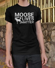 moose lives matter Classic T-Shirt apparel-classic-tshirt-lifestyle-21