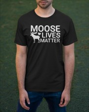 moose lives matter Classic T-Shirt apparel-classic-tshirt-lifestyle-front-42