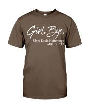 DST Girl Bye Classic T-Shirt thumbnail