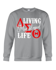 My Blessed Life Crewneck Sweatshirt thumbnail