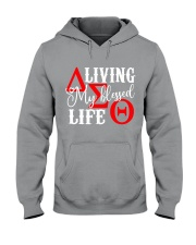 My Blessed Life Hooded Sweatshirt thumbnail