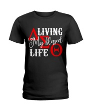 My Blessed Life Ladies T-Shirt thumbnail
