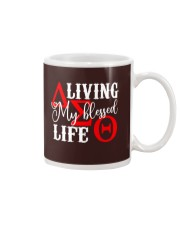 My Blessed Life Mug tile